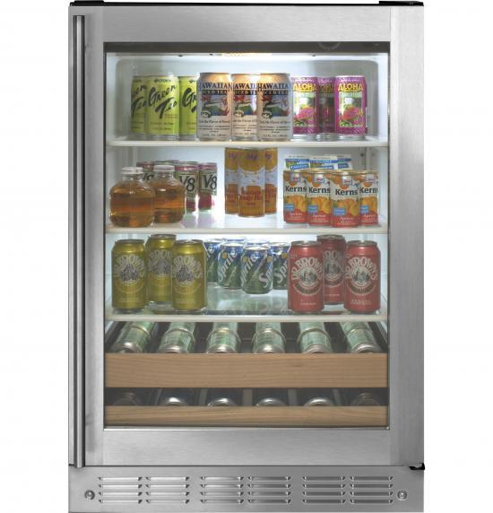 ZDBR240HBS Enfriador de bebidas REFRIGERADORES GE Monogram COCIMUNDO