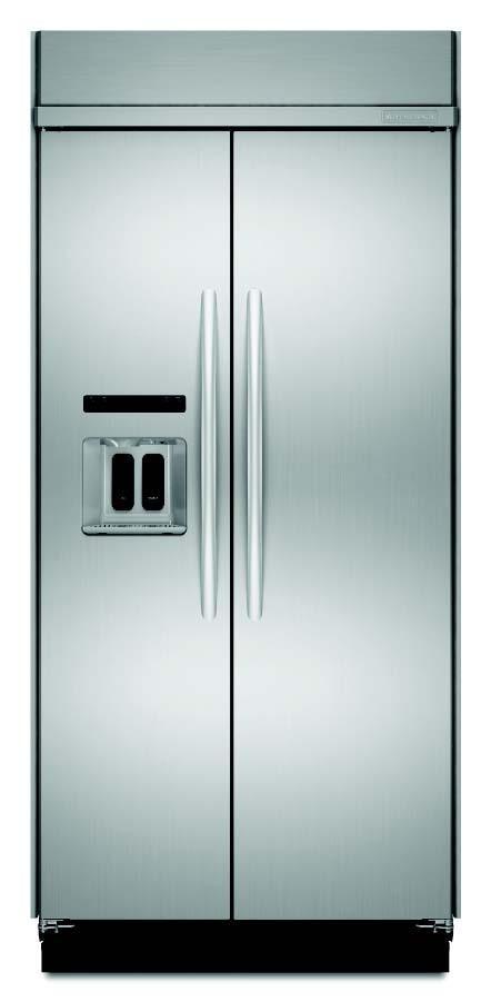 KBSD608ESS Duplex REFRIGERADORES KitchenAid COCIMUNDO