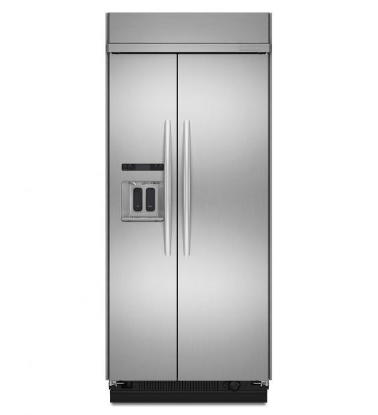 KBSD606ESS Duplex REFRIGERADORES KitchenAid COCIMUNDO