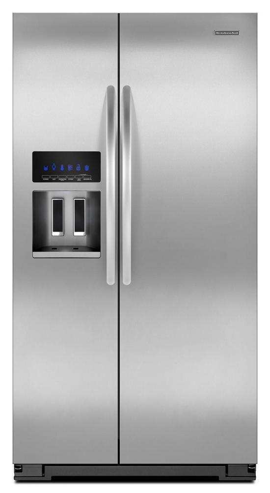 KRSF505ESS Duplex REFRIGERADORES KitchenAid COCIMUNDO