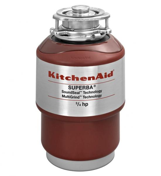 KCDS075T .75 HP TRITURADOR KitchenAid COCIMUNDO