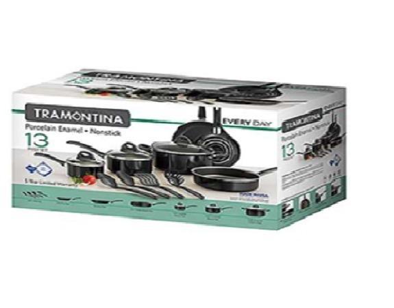 80112549 sujeto a disponibilidad BATERIA PARA COCINA OTROS Tramontina COCIMUNDO