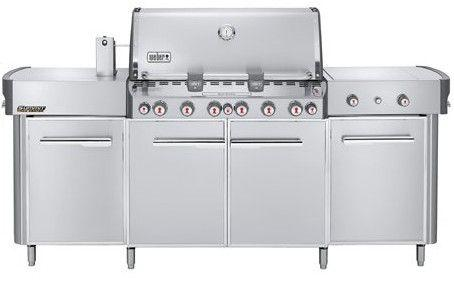 Summit Grill Center -291001 GAS ASADOR Weber COCIMUNDO