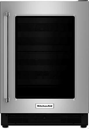 KURR304ESS Frigobar REFRIGERADORES KitchenAid COCIMUNDO