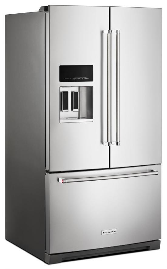 KRFF507HPS Duplex REFRIGERADORES KitchenAid COCIMUNDO